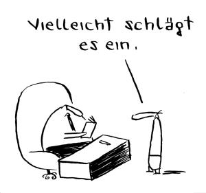 """aus: Mahler, """"Längen und Kürzen"""". Luftschacht Verlag"""