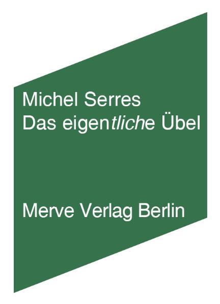 Ein Buch zur Musik von Michel Serres undweiteres