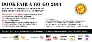 Einladung Party der Independents 2014