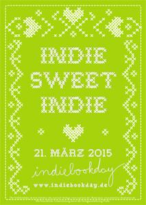 Plakat Indiebookday klein