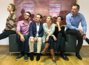 Das Team des Louisoder Verlags