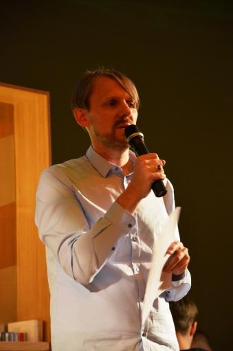 Axel von Ernst (Verein der Hotlist)