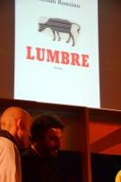 Autor Hérnan Ronsino und Übersetzer Luis Ruby (Bilger Verlag)