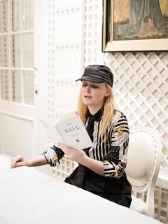 Lydia Haider, Hotel Sacher (Foto © Elsa Okazaki)